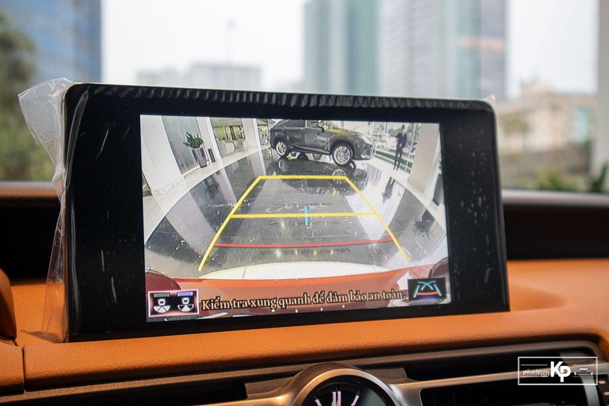 Ảnh An toàn xe Lexus IS 300 2021