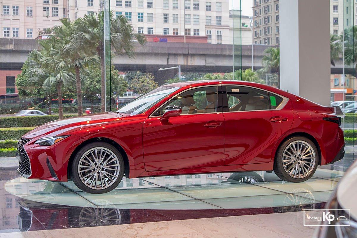 Ảnh Thân xe Lexus IS 300 2021