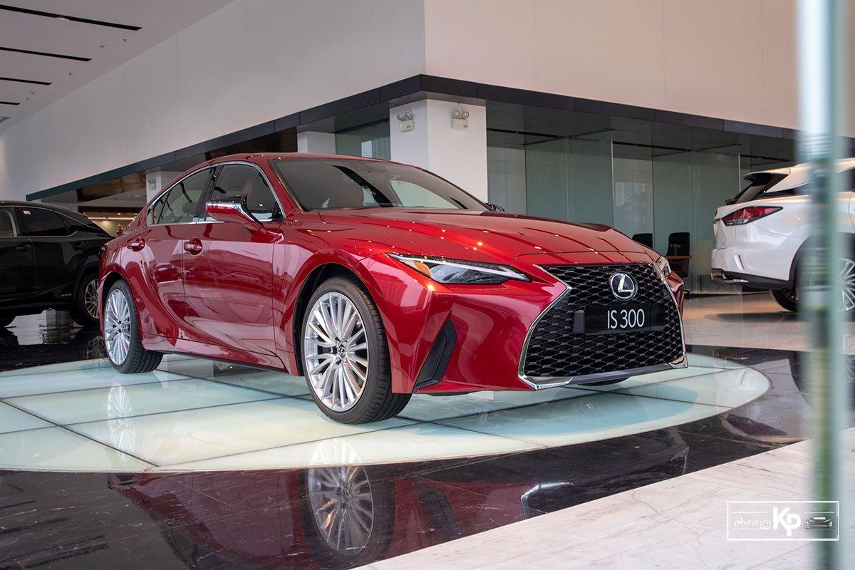 Ảnh xe Lexus IS 300 2021 Giới thiệu chung