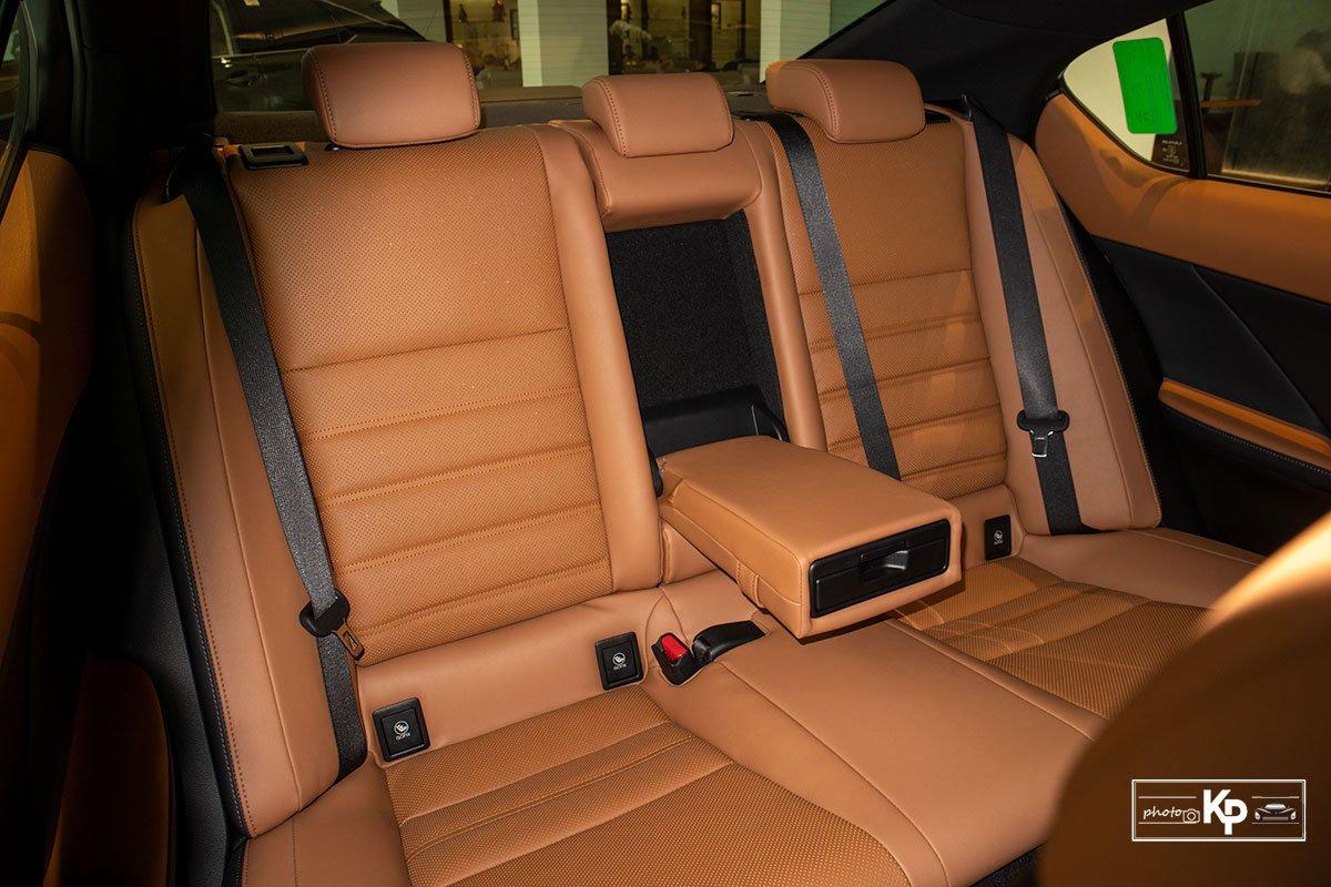Ảnh Ghế sau xe Lexus IS 300 2021 a1