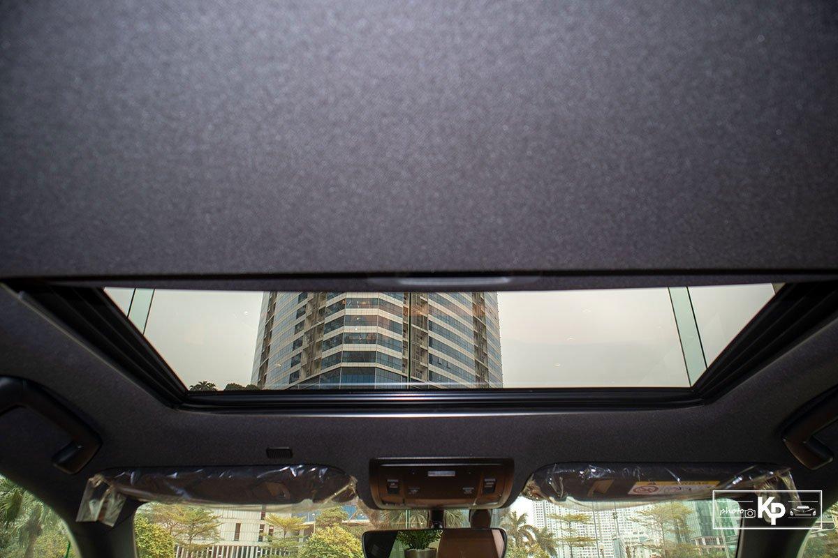 Ảnh Cửa sổ trời xe Lexus IS 300 2021