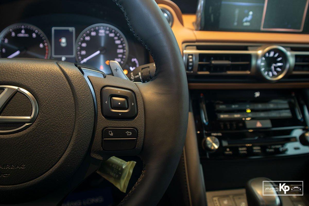 Ảnh Nút bấm xe Lexus IS 300 2021 a1