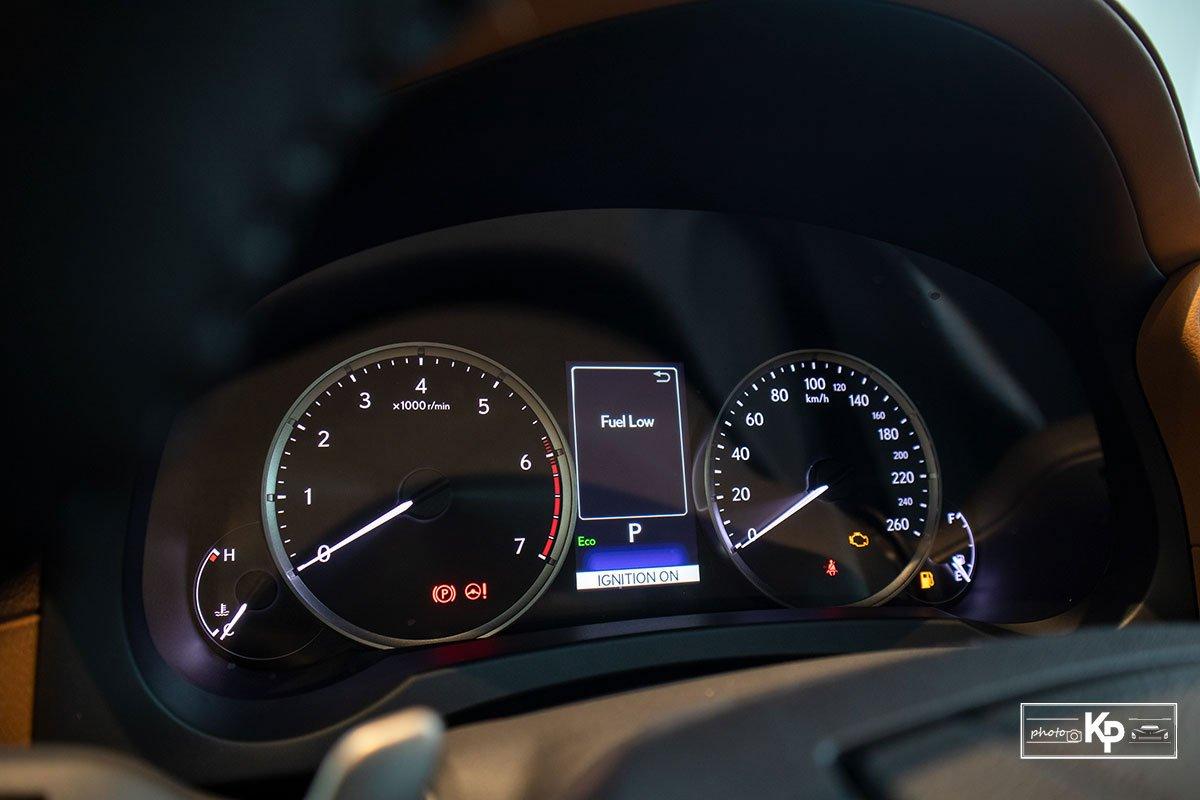 Ảnh Đồng hồ xe Lexus IS 300 2021 a1