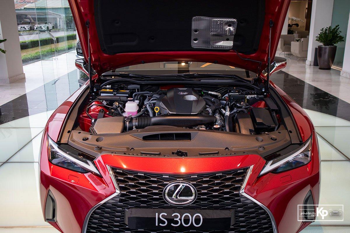 Ảnh Động cơ xe Lexus IS 300 2021