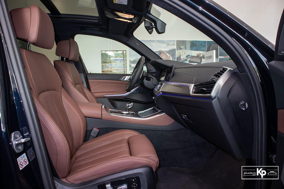 Ảnh Ghế phụ xe BMW X5 M-Sport 2021 a1
