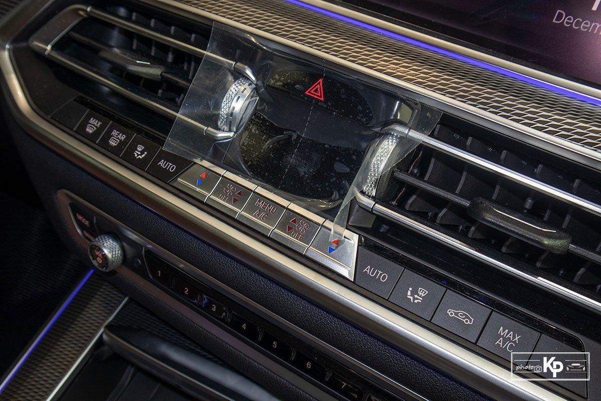 Ảnh Điều hòa xe BMW X5 M-Sport 2021