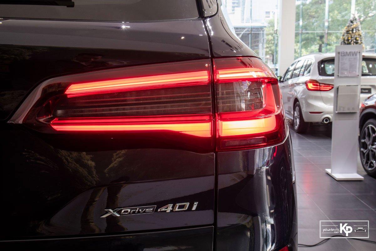 Ảnh Đèn hậu xe BMW X5 M-Sport 2021 a1