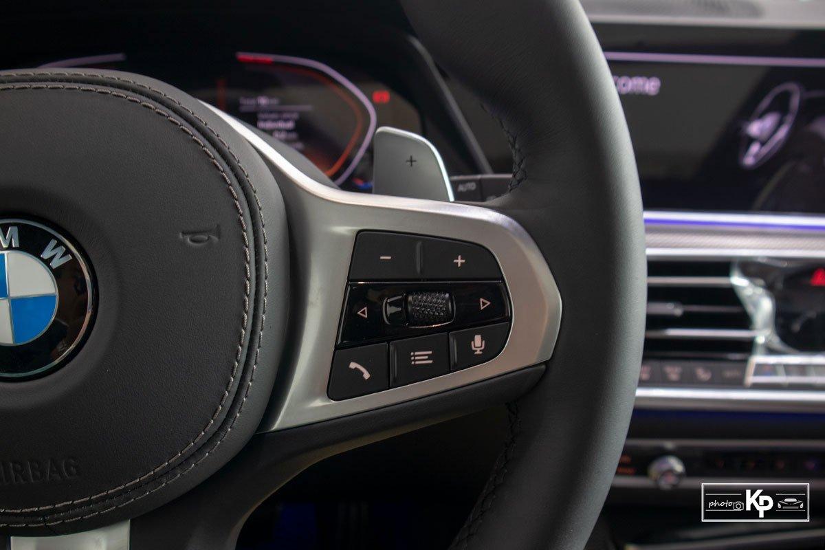 Ảnh Nút bấm xe BMW X5 M-Sport 2021 a1