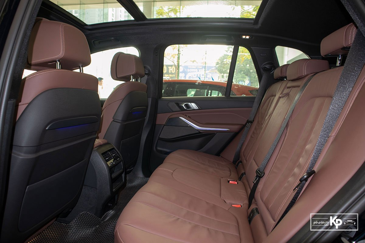 Ảnh Ghế sau xe BMW X5 M-Sport 2021