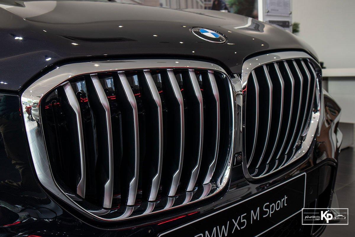 Ảnh Lưới tản nhiệt xe BMW X5 M-Sport 2021