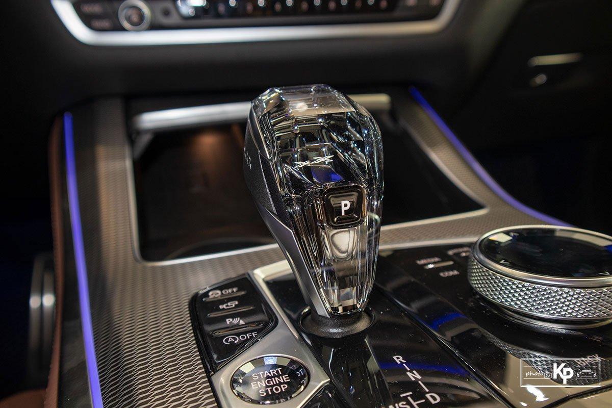 Ảnh Cần số xe BMW X5 M-Sport 2021
