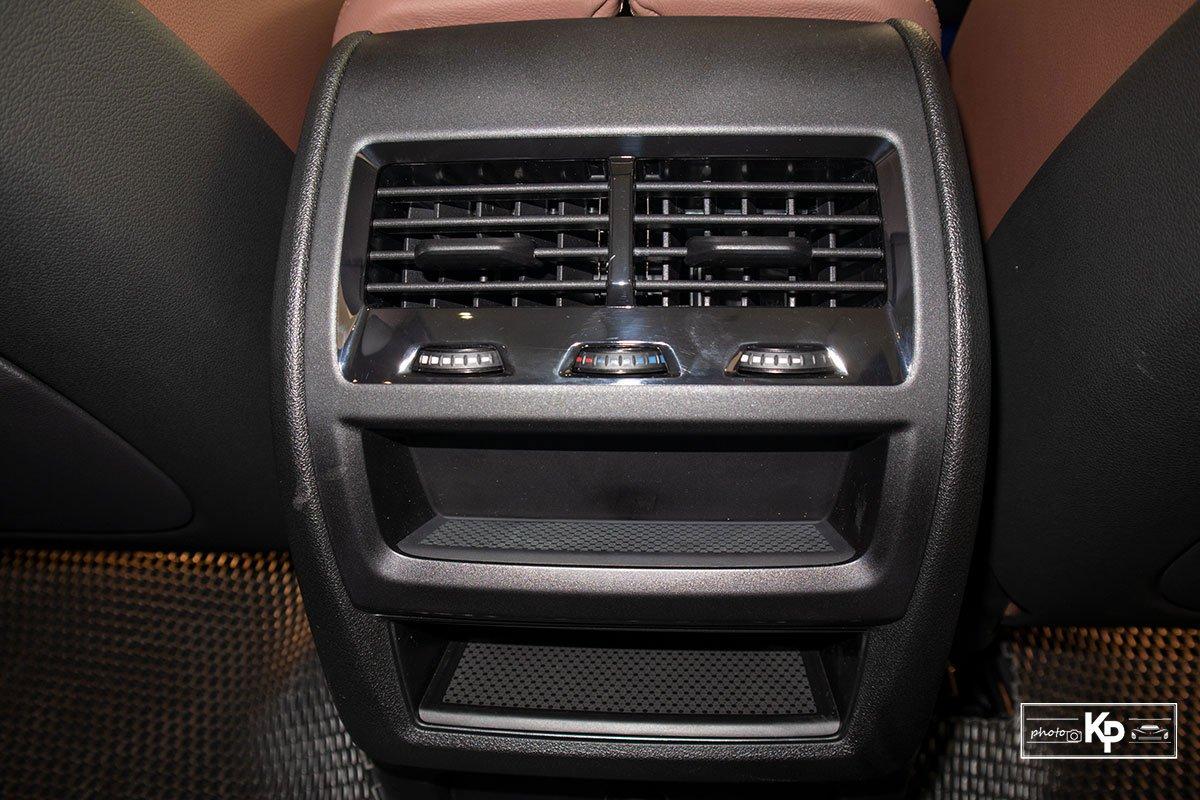 Ảnh Cửa gió sau xe BMW X5 M-Sport 2021
