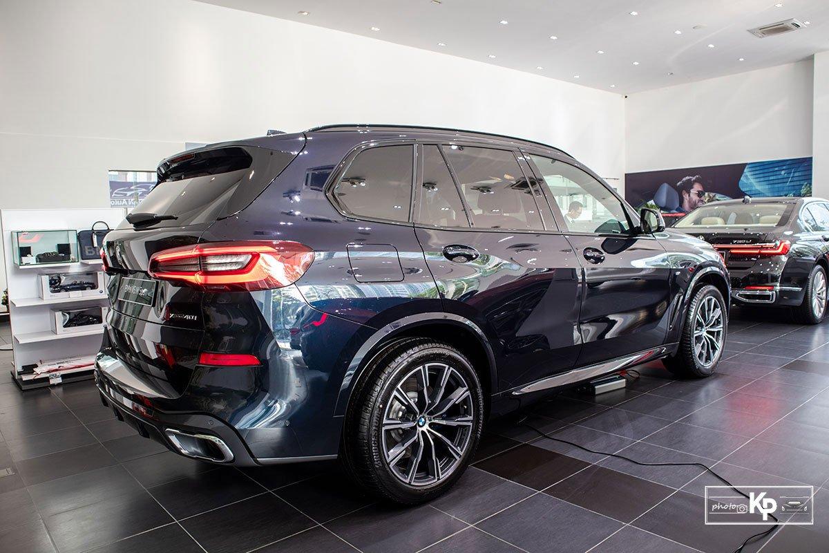 Ảnh Thân xe BMW X5 M-Sport 2021