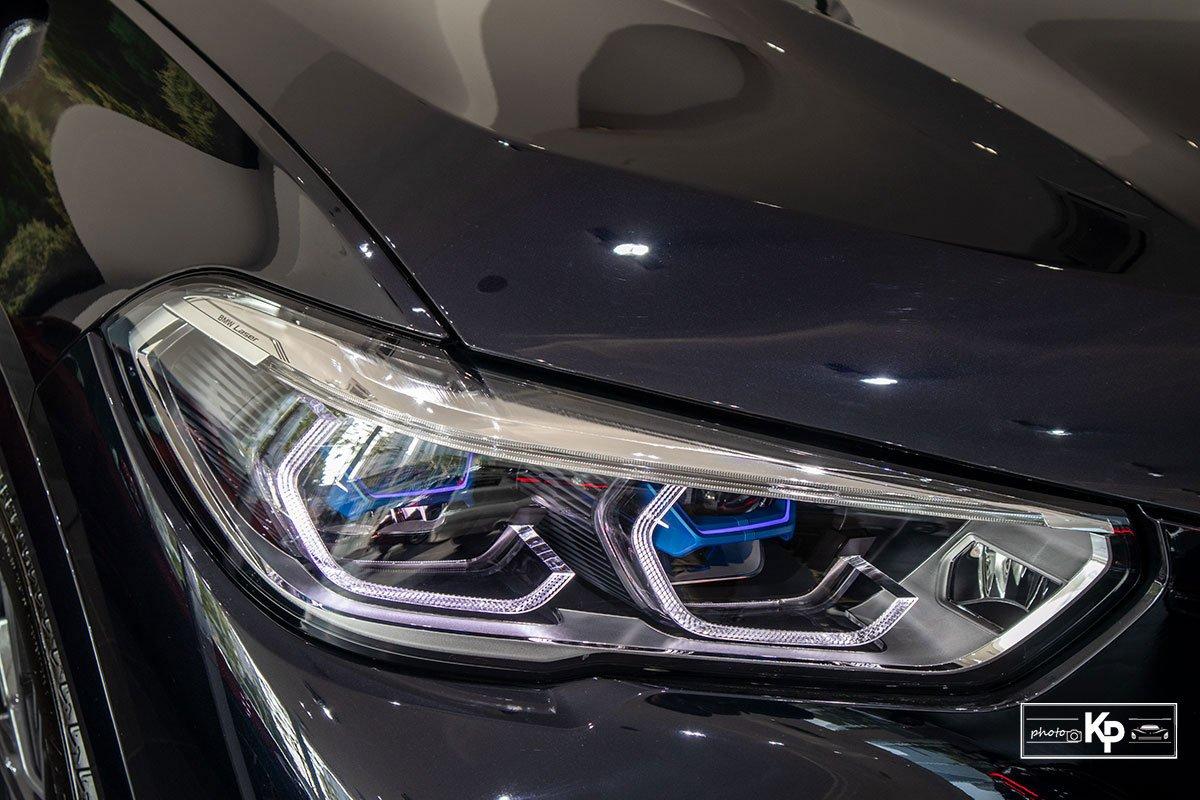 Ảnh Đèn pha xe BMW X5 M-Sport 2021