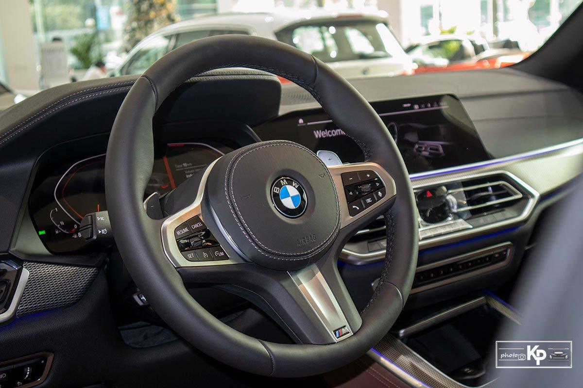 Ảnh Vô-lăng xe BMW X5 M-Sport 2021