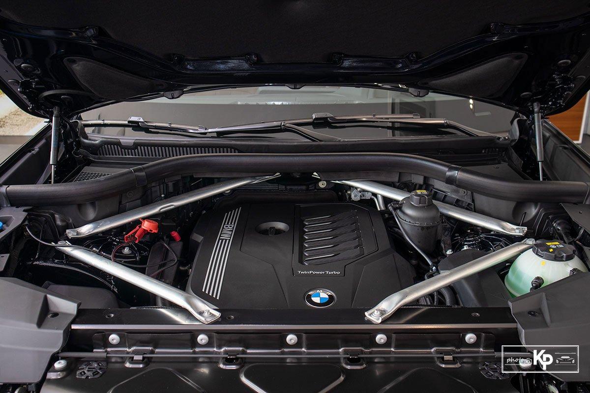 Ảnh Động cơ xe BMW X5 M-Sport 2021