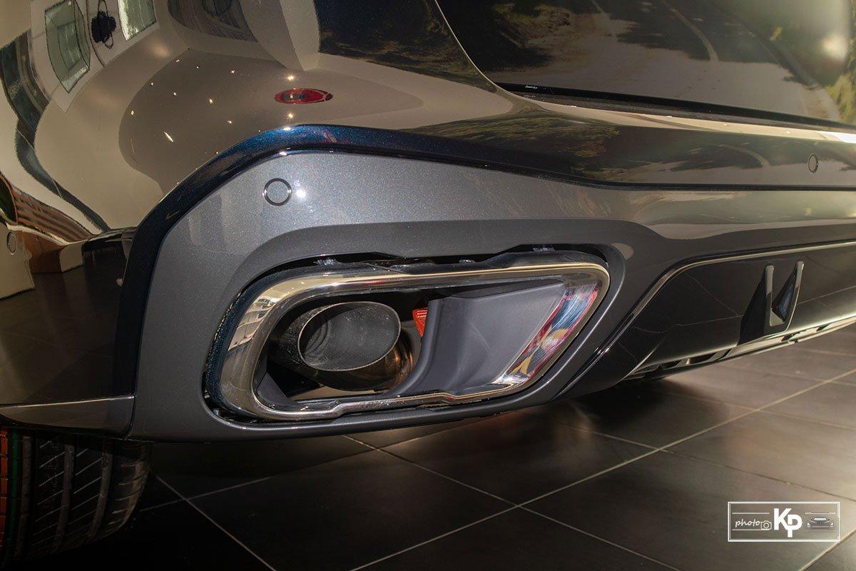 Ảnh Ống xả xe BMW X5 M-Sport 2021