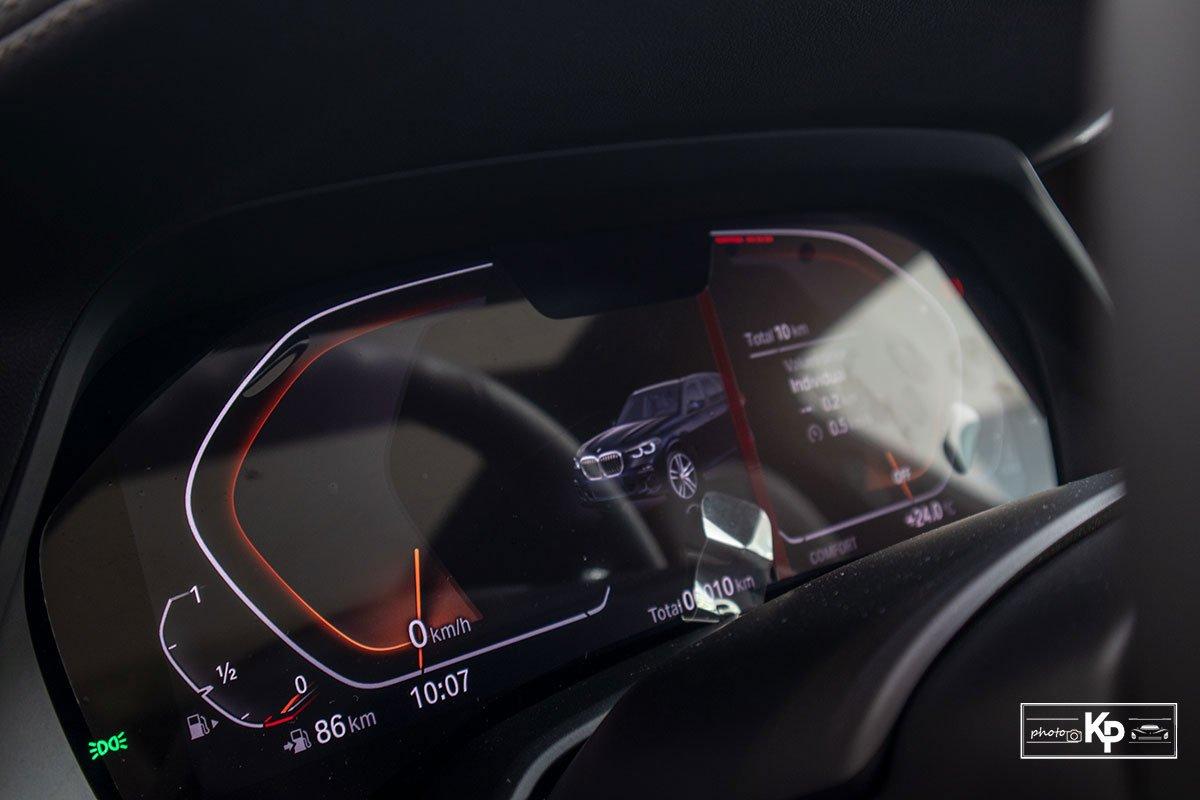 Ảnh Đồng hồ xe BMW X5 M-Sport 2021