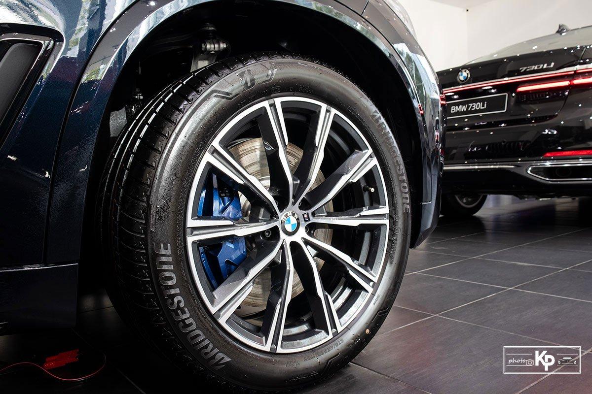 Ảnh La-zăng xe BMW X5 M-Sport 2021