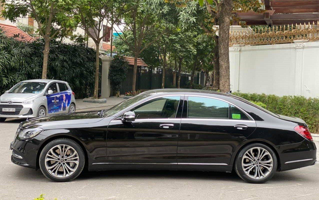 Mercedes S450 Luxury 2019 rao bán chỉ 2,4 tỷ, nhiều người 'bán tín bán nghi'