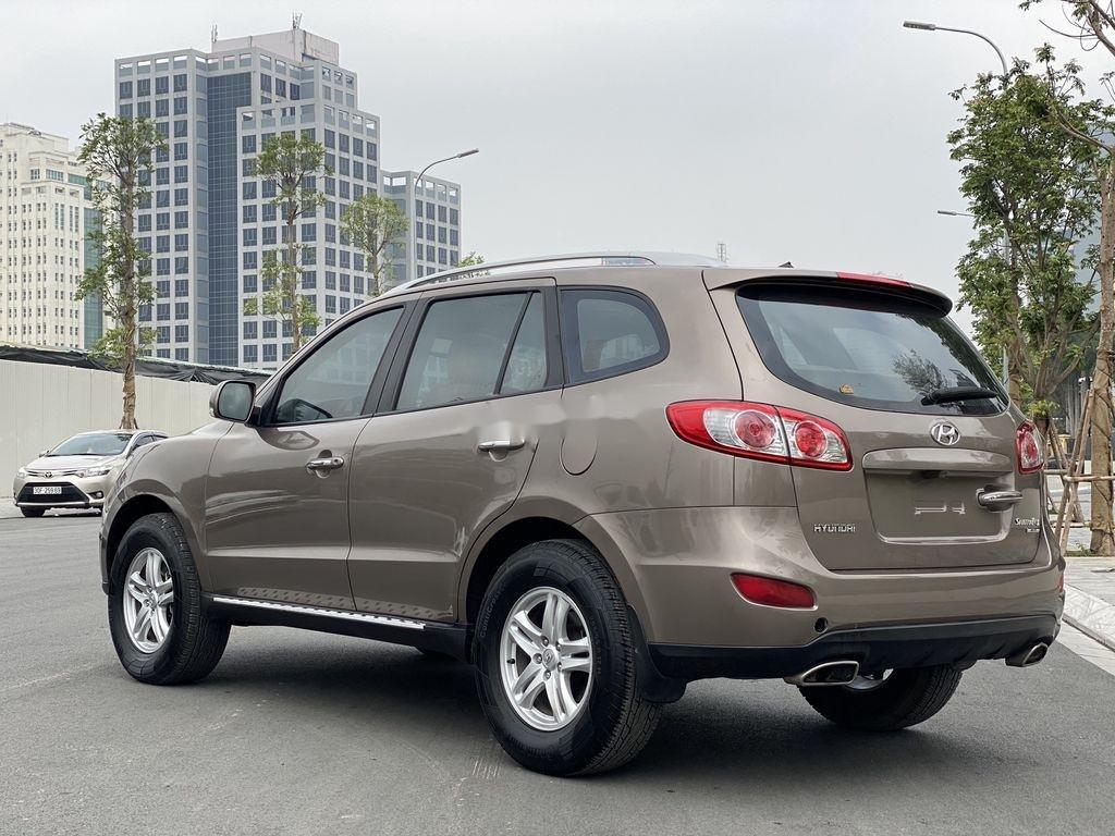 Bán Hyundai Santa Fe sản xuất 2010, xe nhập còn mới (5)