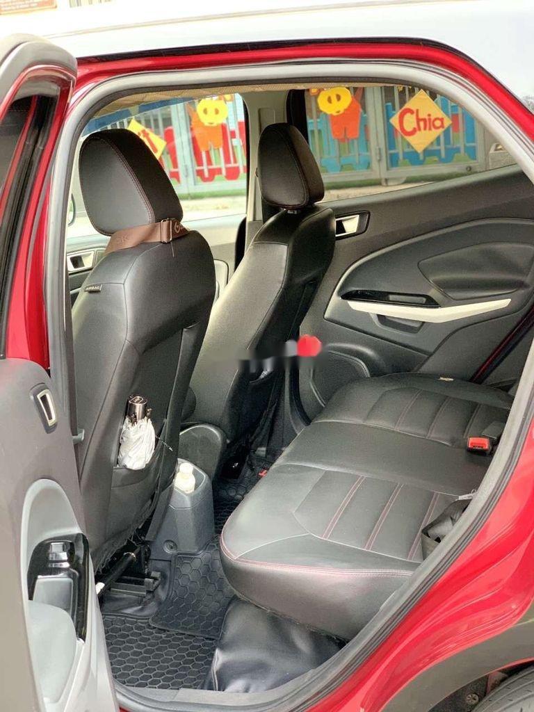Bán ô tô Ford EcoSport sản xuất 2016, màu đỏ, nhập khẩu (11)