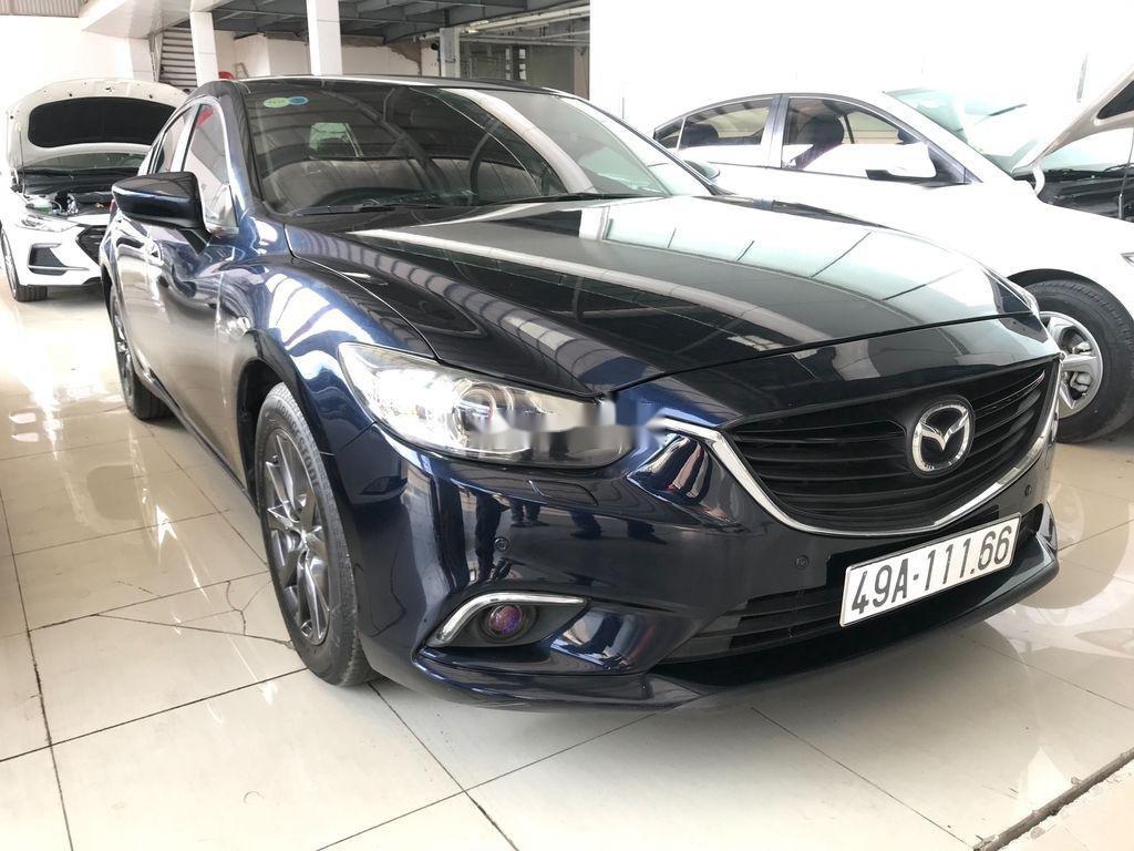 Bán Mazda 6 năm sản xuất 2015, giá tốt (1)