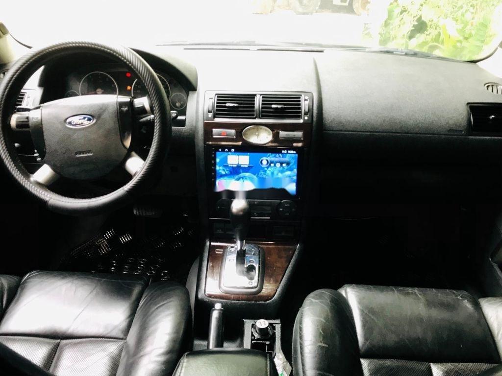 Cần bán Ford Mondeo 2005, màu đen, giá 189tr (10)