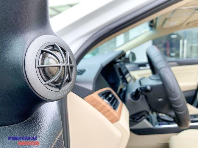 Xe Hyundai Sonata 2.0 đời 2015, màu trắng, giá tốt (8)