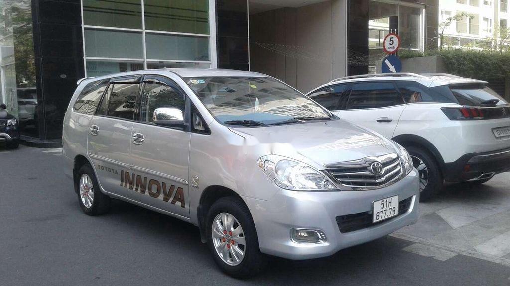 Bán ô tô Toyota Innova sản xuất 2010, giá mềm (1)