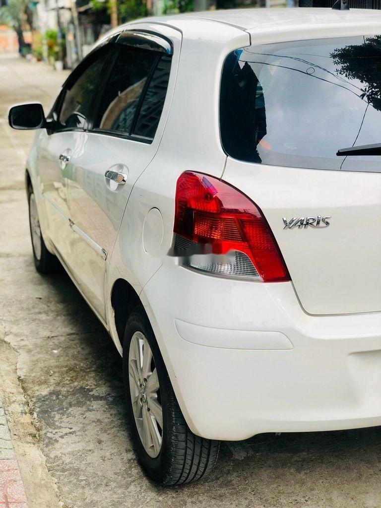 Bán xe Toyota Yaris sản xuất 2013, nhập khẩu chính chủ, giá tốt (4)