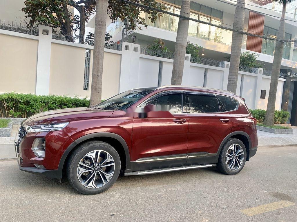 Bán xe Hyundai Santa Fe sản xuất năm 2019 còn mới (3)