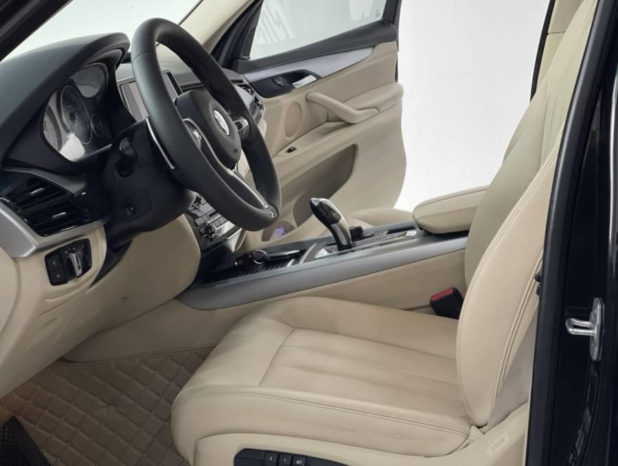 Bán BMW X5 sản xuất năm 2016, màu đen, nhập khẩu chính chủ (16)
