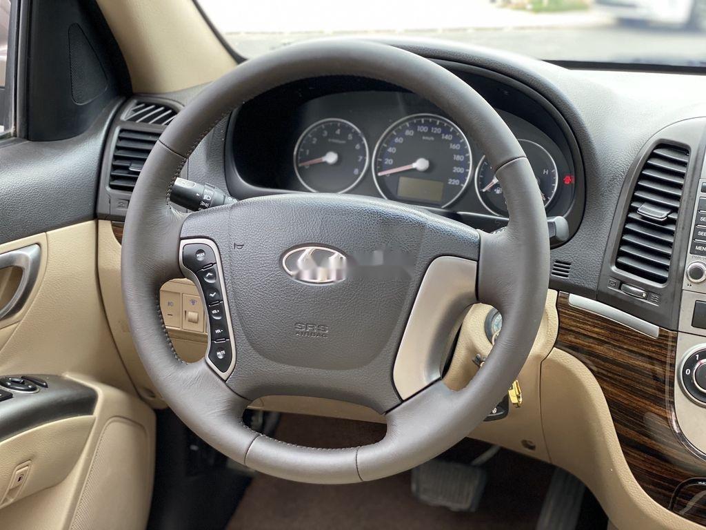 Bán Hyundai Santa Fe sản xuất 2010, xe nhập còn mới (12)