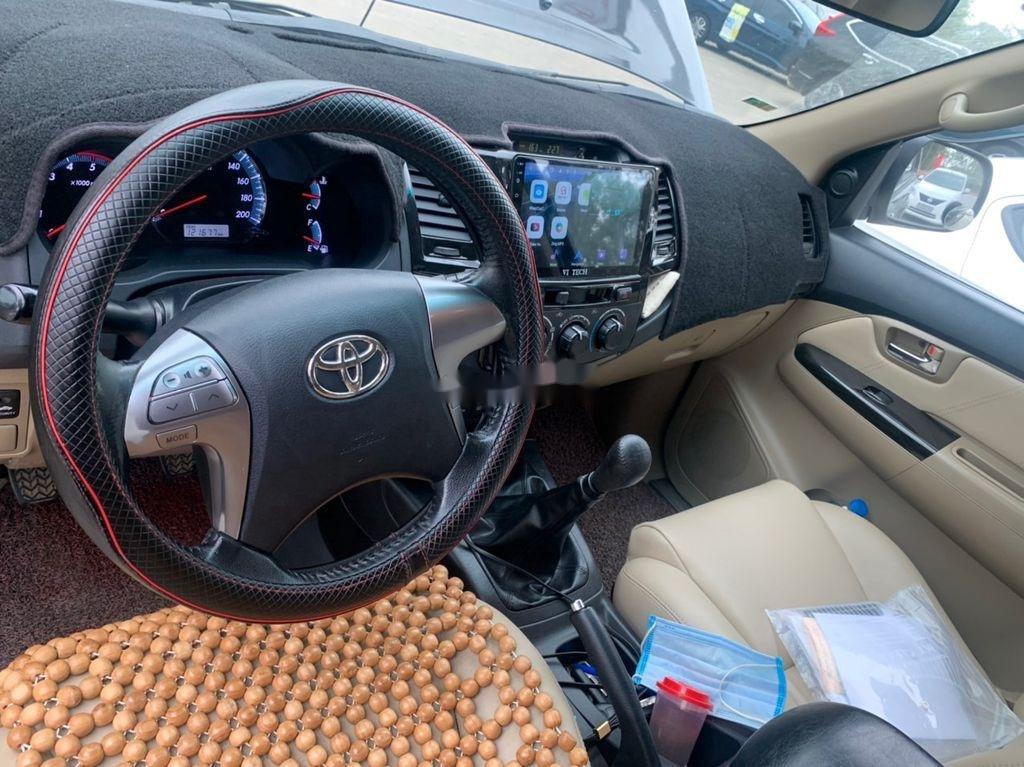 Bán Toyota Fortuner sản xuất năm 2014 giá cạnh tranh (11)