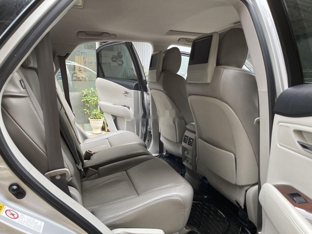 Bán Lexus RX 350 sản xuất năm 2009, nhập khẩu nguyên chiếc còn mới (12)