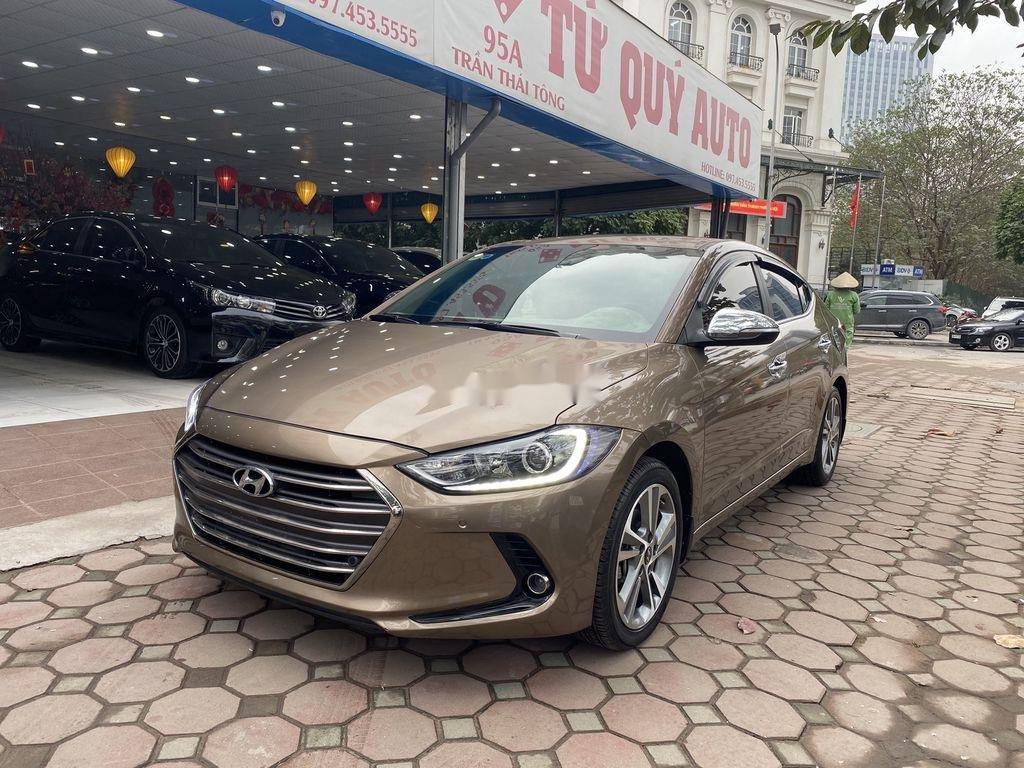 Cần bán lại xe Hyundai Elantra 2.0AT sản xuất năm 2016, 558 triệu (3)