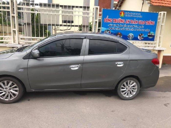 Bán Mitsubishi Attrage năm 2018, màu xám, xe nhập, giá chỉ 325 triệu (4)