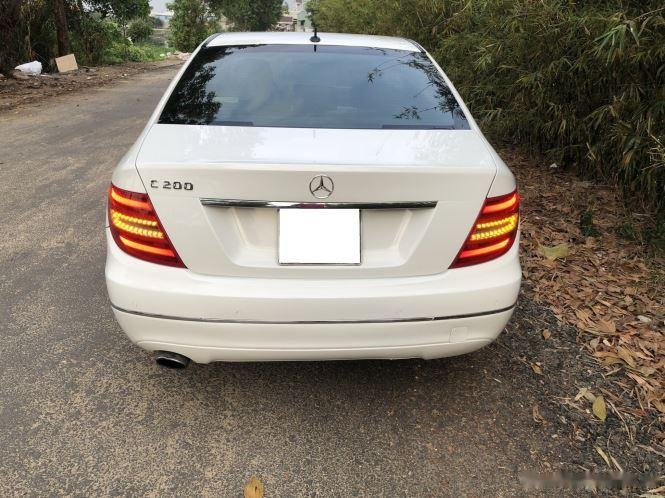 Bán xe Mercedes C200 sản xuất 2012, số tự động, giá chỉ 566 triệu (3)