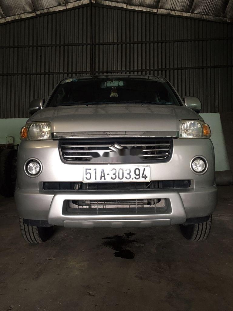 Cần bán gấp Suzuki APV năm 2006, nhập khẩu, giá chỉ 200 triệu (4)