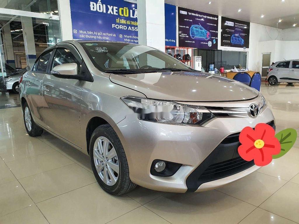 Cần bán Toyota Vios 1.5L sản xuất 2017, giá thấp, động cơ ổn định  (1)