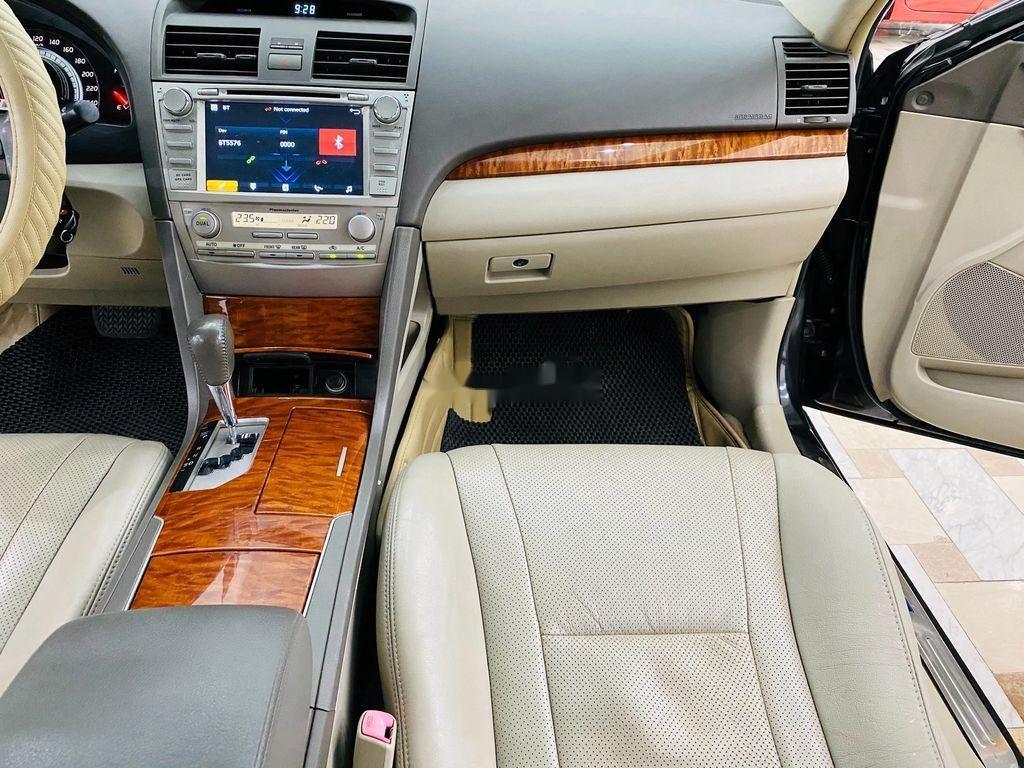 Cần bán gấp Toyota Camry 2.4G 2008, màu đen (8)