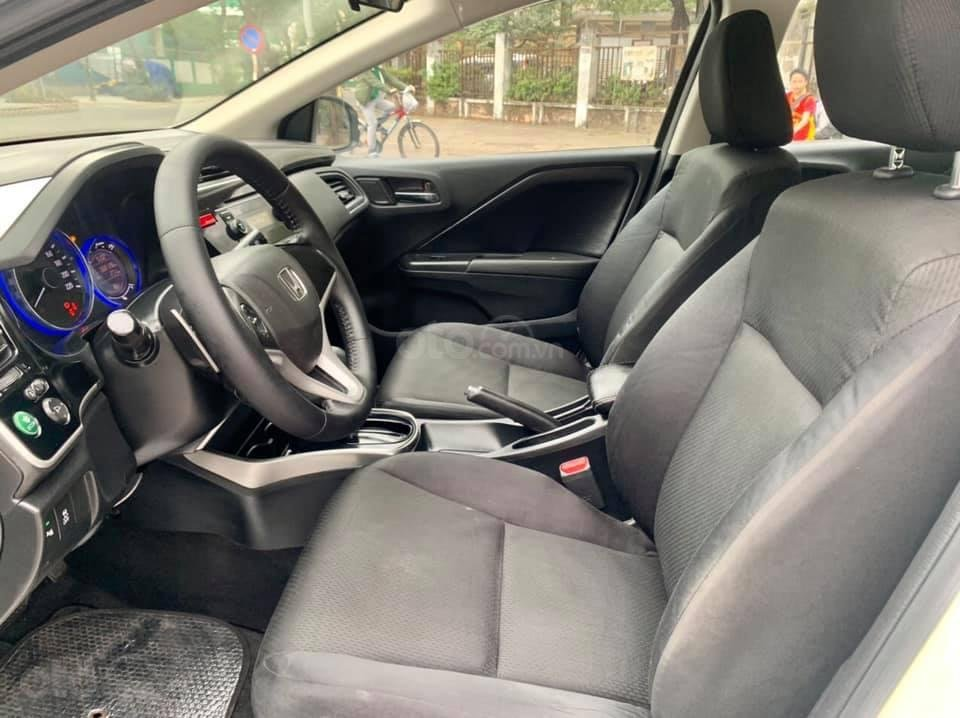 Cần bán xe Honda City CVT đời 2016, màu trắng, giá 455 triệu (5)