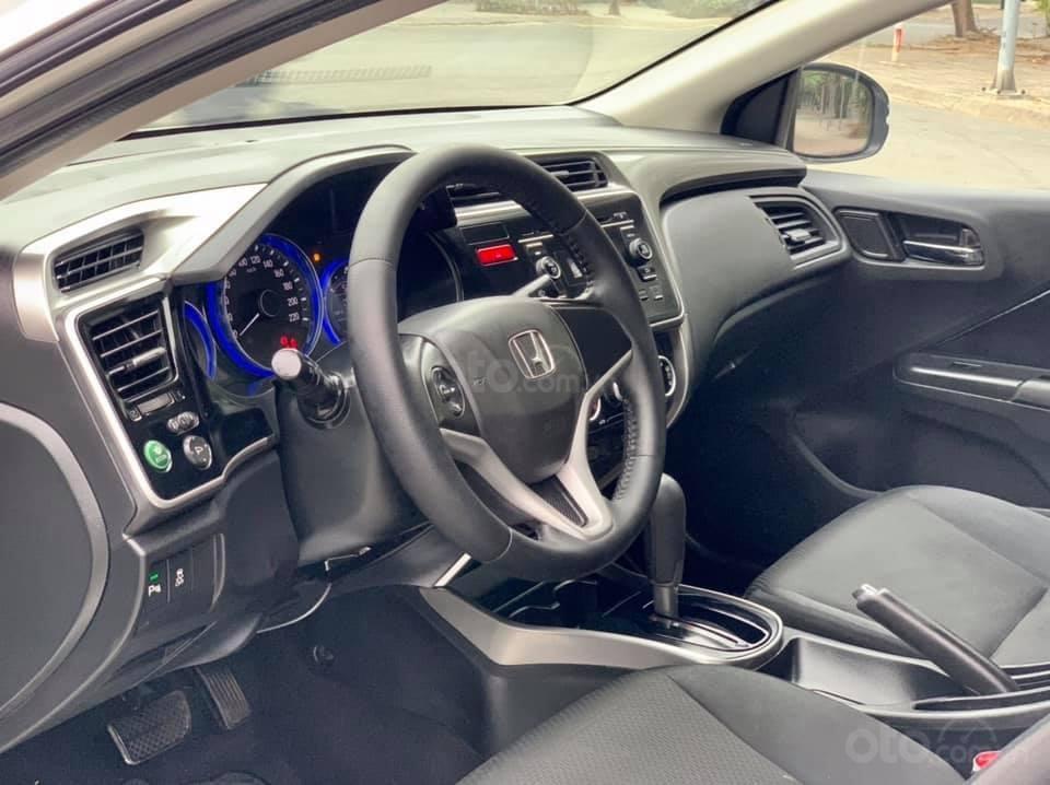 Cần bán xe Honda City CVT đời 2016, màu trắng, giá 455 triệu (4)