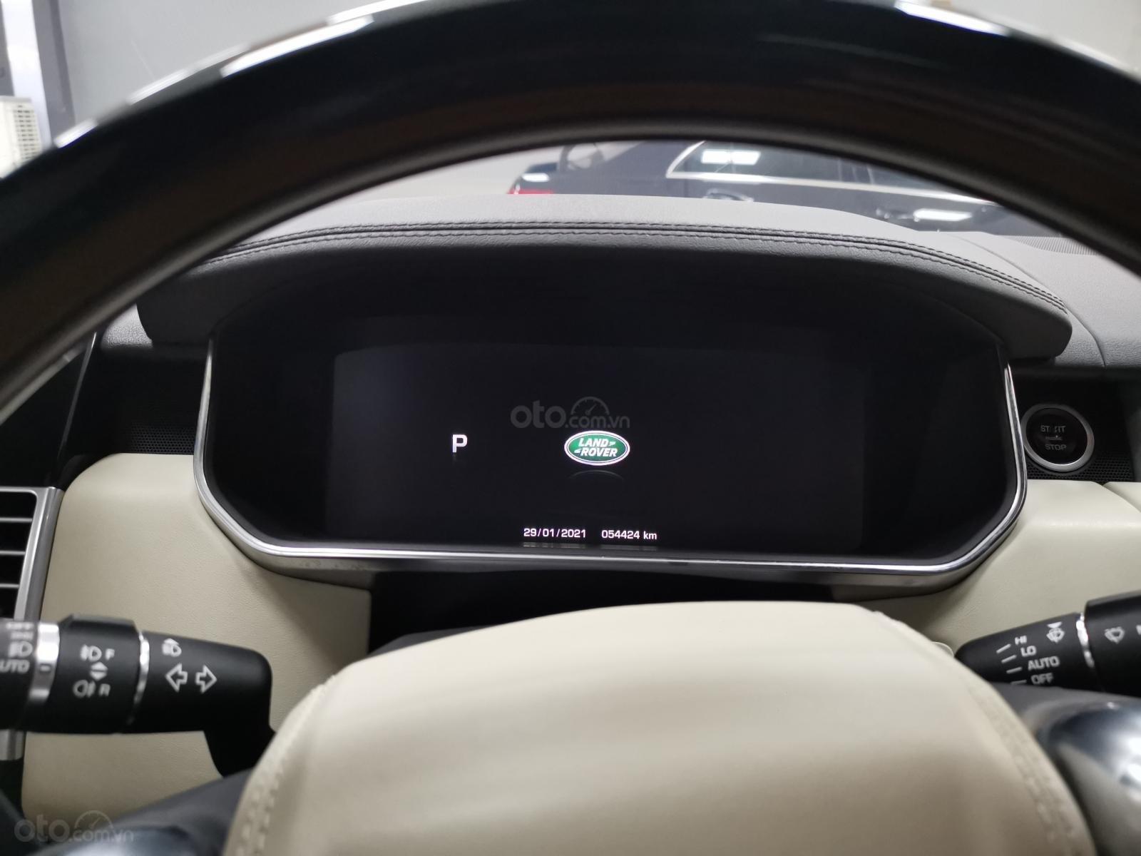 Bán nhanh chiếc xe Ranger Rover HSE 2016 (10)