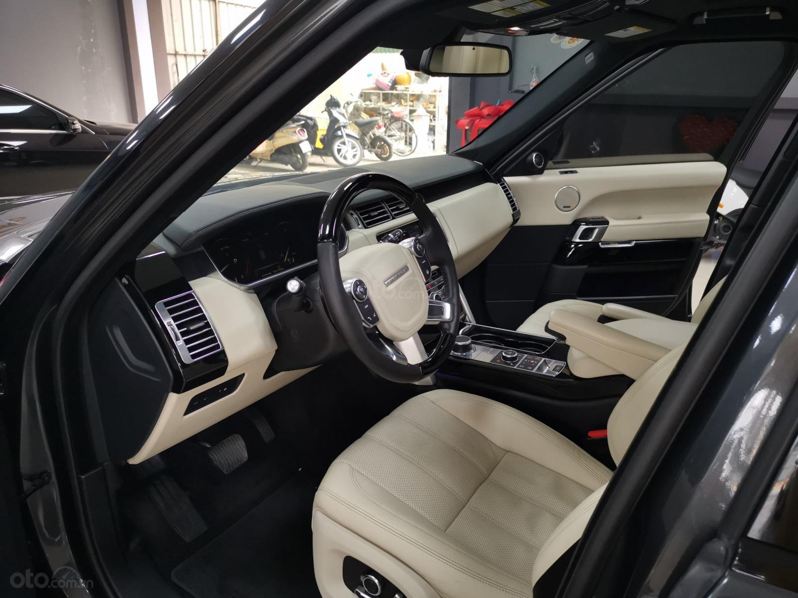 Bán nhanh chiếc xe Ranger Rover HSE 2016 (13)