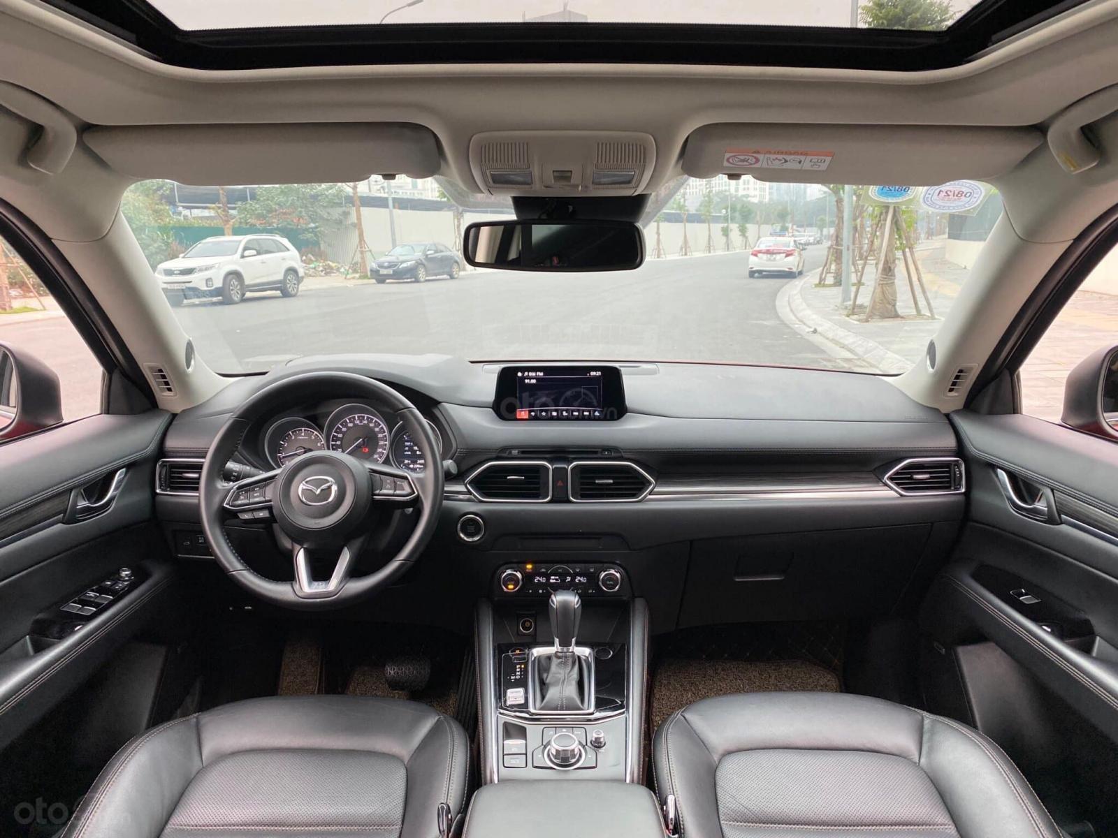 Bán Mazda CX5 2.5L sản xuất 2019 màu đỏ pha lê. Đi 46000km siêu lướt, còn nguyên mùi xe mới, giá tốt (14)