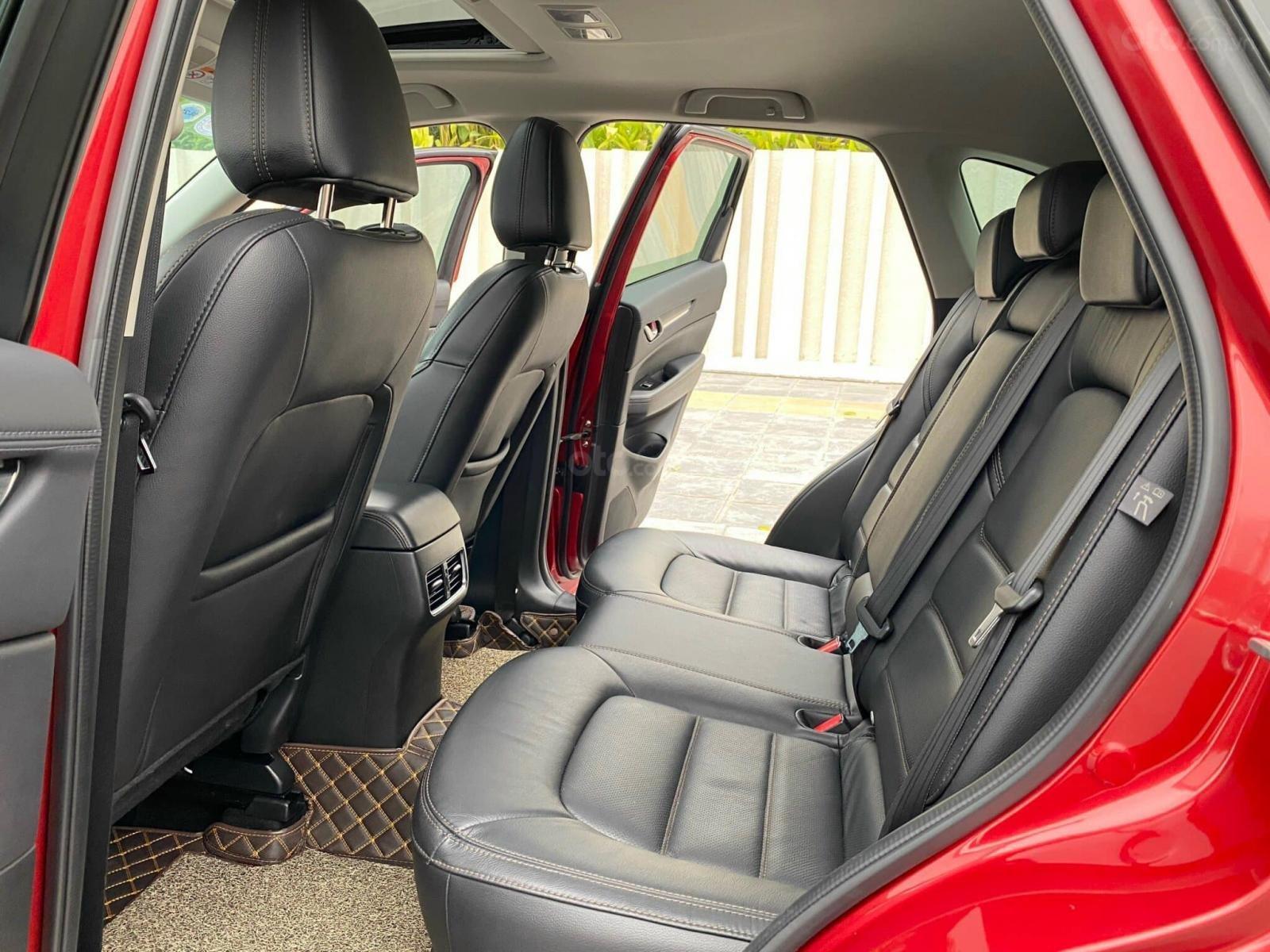 Bán Mazda CX5 2.5L sản xuất 2019 màu đỏ pha lê. Đi 46000km siêu lướt, còn nguyên mùi xe mới, giá tốt (9)