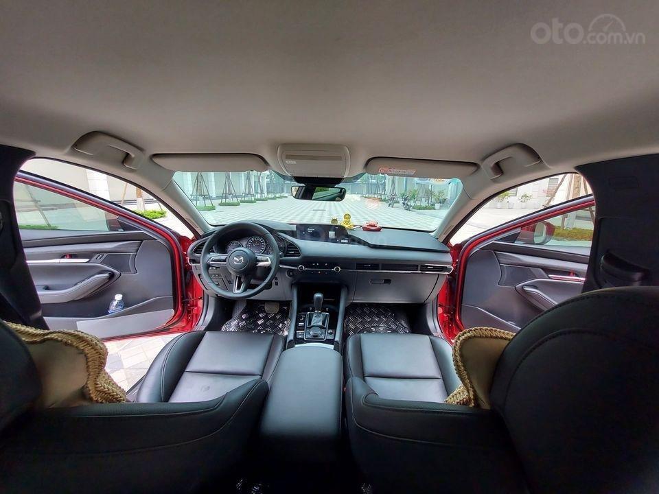Xe Mazda 3 Sport Luxury 2019, màu đỏ mới chạy 6000 km, giá cực đẹp (5)