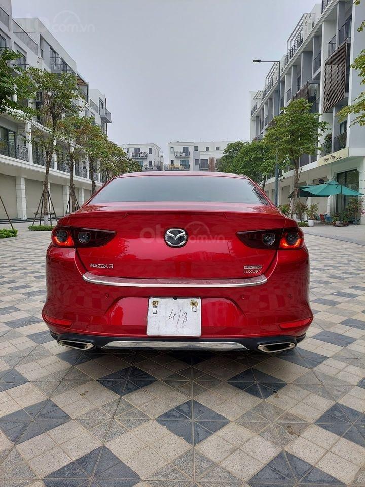Xe Mazda 3 Sport Luxury 2019, màu đỏ mới chạy 6000 km, giá cực đẹp (4)